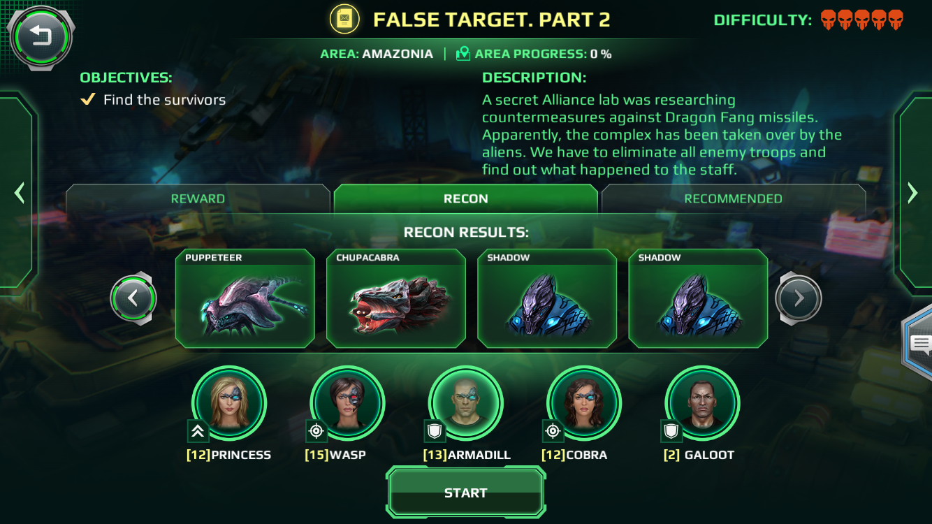 False target 2, troop preview 2